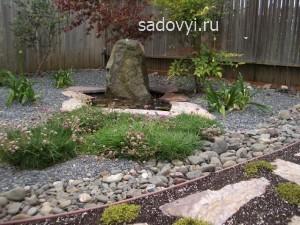 японский сад своими руками, фото