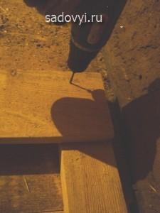 столярная мастерская из сарая своими руками, настилка пола