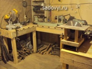 столярная мастерская своими руками, преобразование сарая