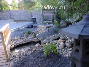 как сделать сад в японском стиле своими руками