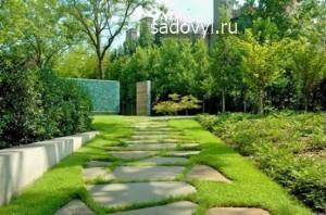 садовые дорожки своими руками, фото