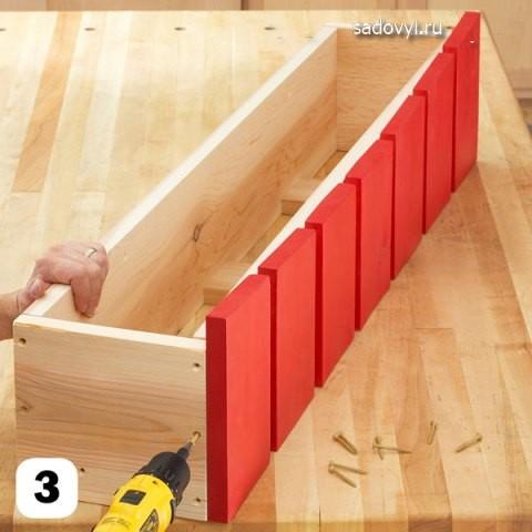 Как сделать деревянный ящик для