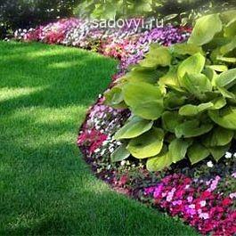 Заборчики для клумб и цветников своими руками