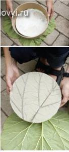 как изготовить тротуарную плитку на даче