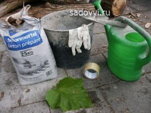 как сделать садовую скульптуру из бетона с воими руками