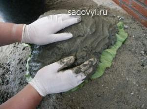 как сделать садовую скульптуру мастер-класс