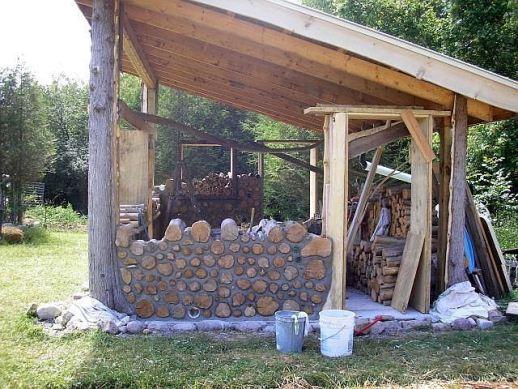 строим баню сами на участке