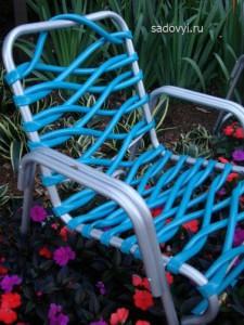 мебель для сада своими руками, интересные идеи