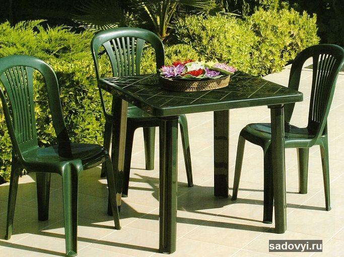 Уличный стол для дачи - какой выбрать? http://sadovyi.ru