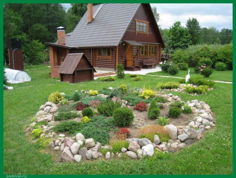 Идеи для загородного участка дизайн