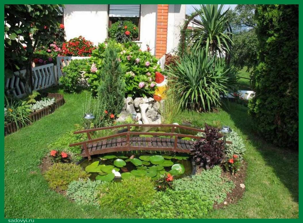 Идеи для сада и огорода своими руками фото с описанием