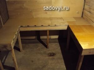 изготовление столярного верстака своими руками