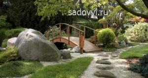 как сделать японский сад своими руками, фото