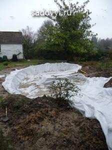 как построить пруд на даче своими руками