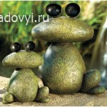 7d24b6cc7a31c7463eb2408f1ae1be0f - Обустройство загородного дома и участка своими руками - Декор для сада своими руками. Скульптура из подручных материалов