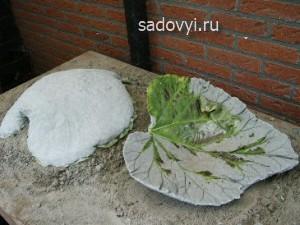 как сделать садовую скульптуру своими руками из бетона