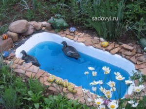 как сделать бассейн на даче своими руками, интересные идеи
