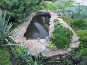 бассейн на даче своими руками из подручных материалов