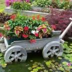 Image000012 - Обустройство загородного дома и участка своими руками - Тележки-цветники, фото