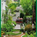 1440060616 - Обустройство загородного дома и участка своими руками - Очень красивые задние дворы, 47 фото