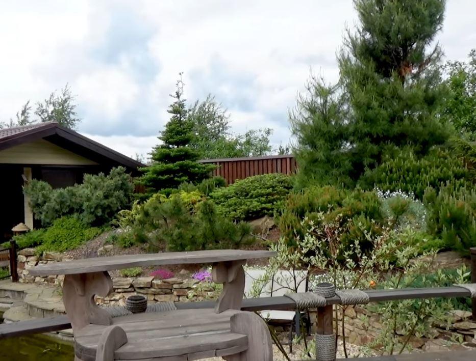 - Обустройство загородного дома и участка своими руками - Ландшафтный дизайн участка (видео)