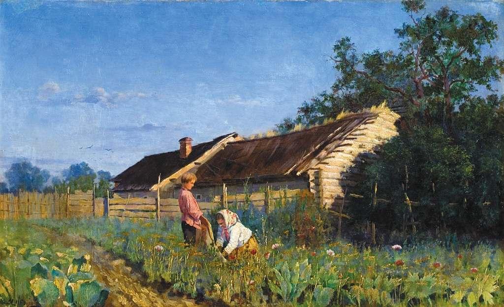 1654 - Обустройство загородного дома и участка своими руками -